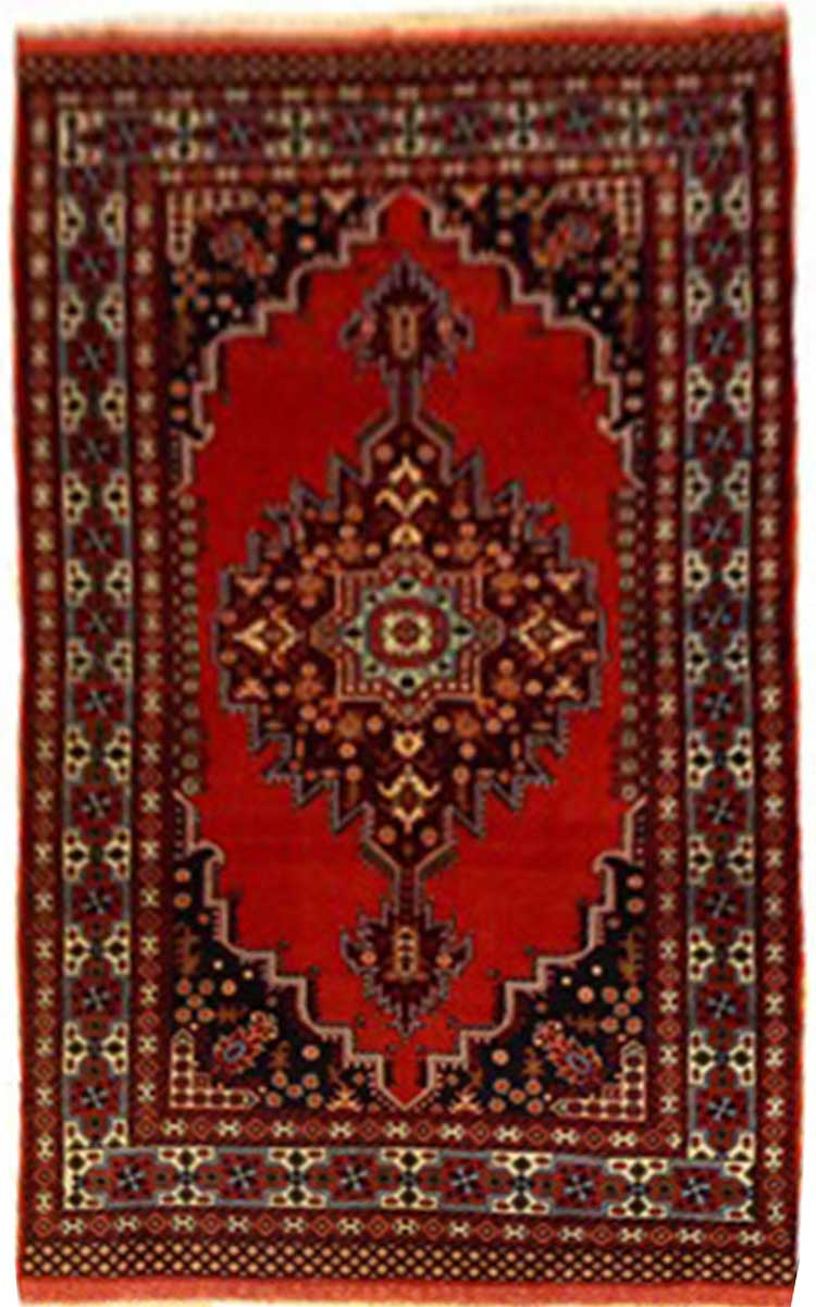 Baluch Carpet 7x4.4