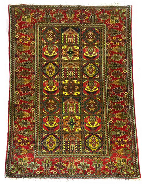 Baluch War carpet  5.3x3