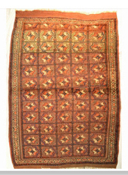 Kurdish Carpet 7.7x4.11